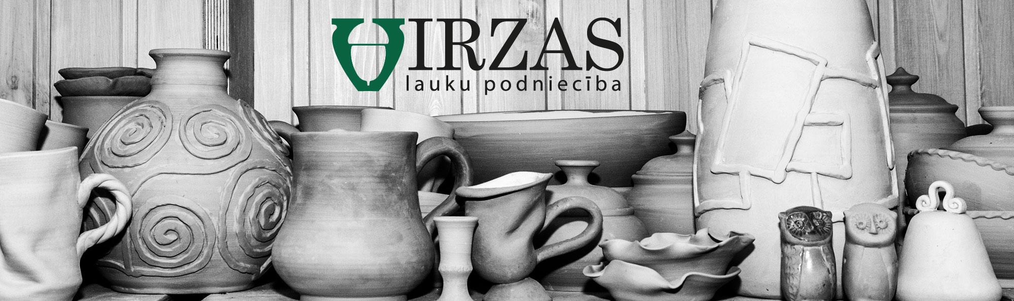 Keramikas darbnīca Virzas